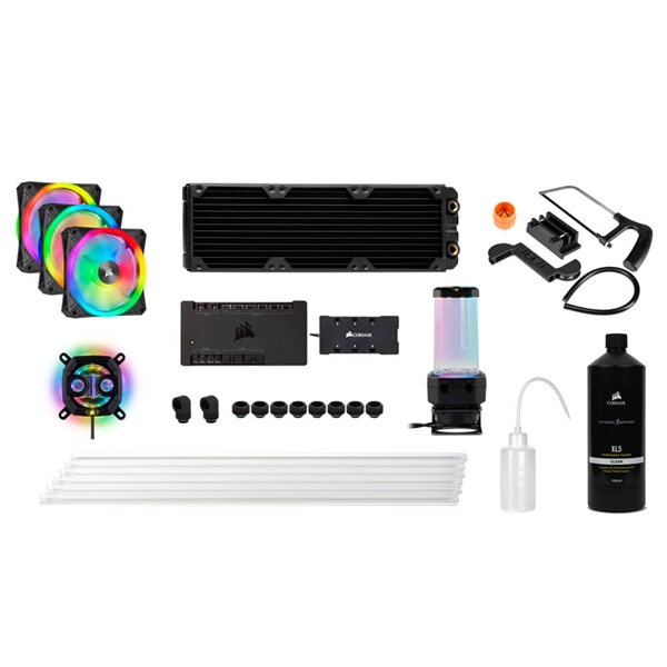 Corsair Hydro X Series iCUE XH305i RGB Water Cooling Kit  1