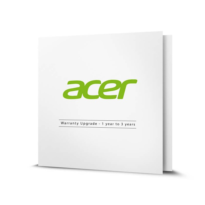 Acer  Warranty Upgrade - 1 year to 3 years