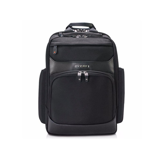 "Everki Onyx Hard-Shell Backpack for up to 15.6"" Laptops"