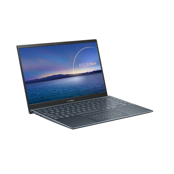"ASUS ZenBook UM425IA-AM035R 14"" R7-4700U 8GB 512GB SSD W10Pro Pine Grey Laptop - pr_288767"