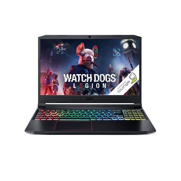 "Acer Nitro AN515-44-R21B 15.6"" FHD Ryzen 7 4800H 32GB GTX1650TI Gaming Laptop"