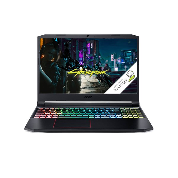 "Acer Nitro 5 AN515-55-5386 15.6"" FHD 144Hz i5-10300H 8GB 256GB SSD GTX 1650Ti W10H Gaming Laptop"