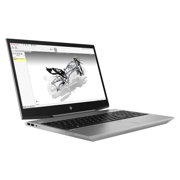 "HP ZBook 15V G5 4LC17PA 15.6"" FHD Workstation Laptop  4"