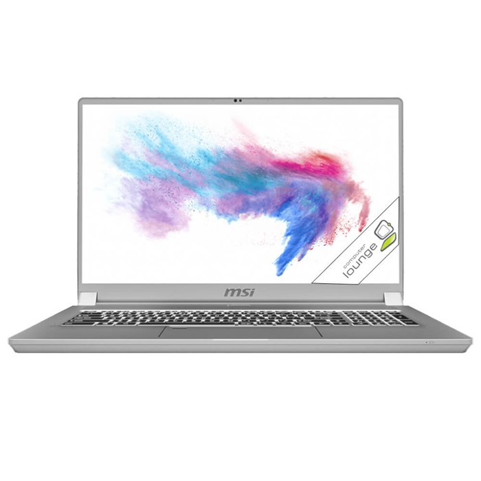 "MSI Creator 17 A10SE-246NZ 17.3"" i7-10875H 16GB 1TB RTX 2060 Laptop"