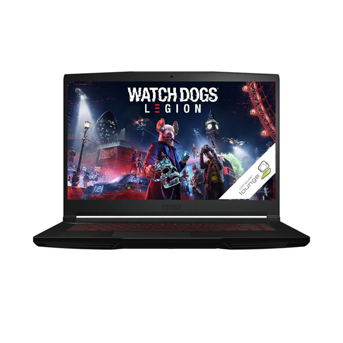 "MSI GF63 Thin 10SCXR-299NZ 15.6"" i7-10750H 8GB 512GB GTX 1650 Gaming Laptop"