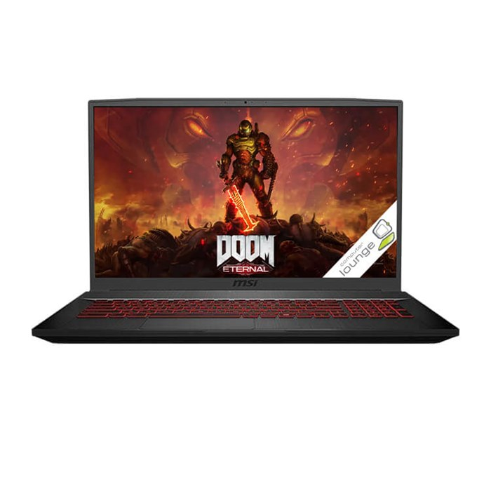 "MSI GF75 Thin 10SER-239NZ 17.3"" i7-10750H 16GB 512GB RTX 2060 Gaming Laptop"