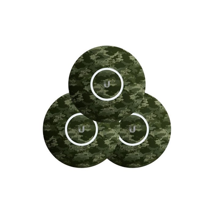 Ubiquiti Camo Casing for nanoHD 3-Pack (nHD-cover-Camo-3)