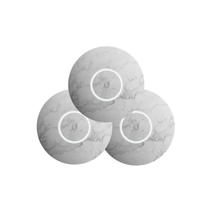 Ubiquiti Marble Casing for nanoHD 3-Pack (nHD-cover-Marble-3)