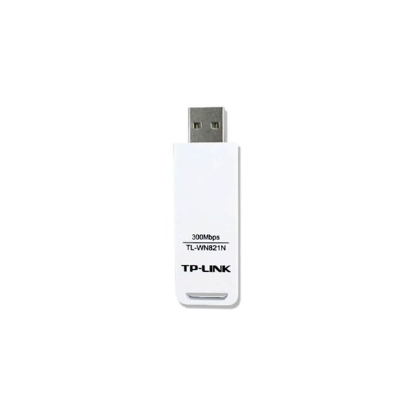 TP-Link TL-WN821N N300 Wireless USB Adapter