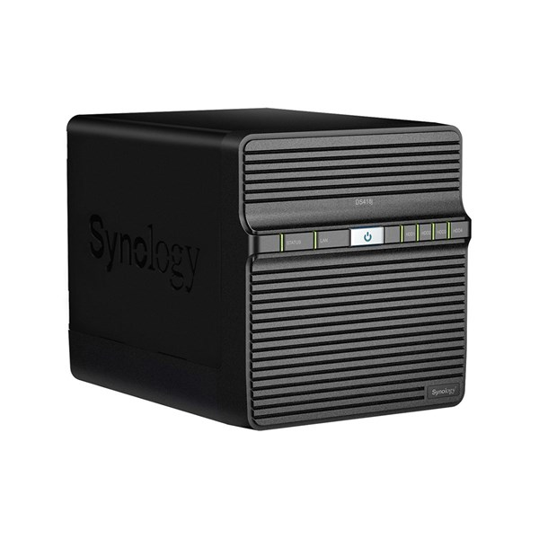 Synology DiskStation DS418j 4-Bay NAS Server - Diskless - pr_273169