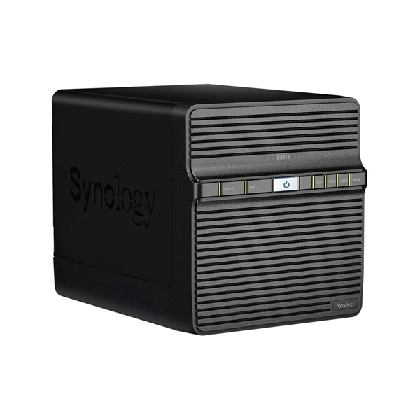Synology DiskStation DS418j 4-Bay NAS Server - Diskless  3