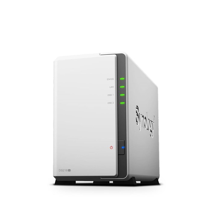 Synology DiskStation DS218j 2 bay Diskless NAS System