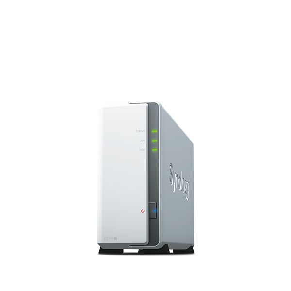 Synology DS119j 1 Bay Diskless NAS