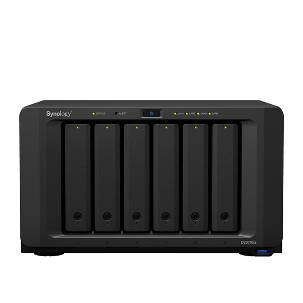 Synology DiskStation DS3018xs 6 Bay Diskless NAS  3