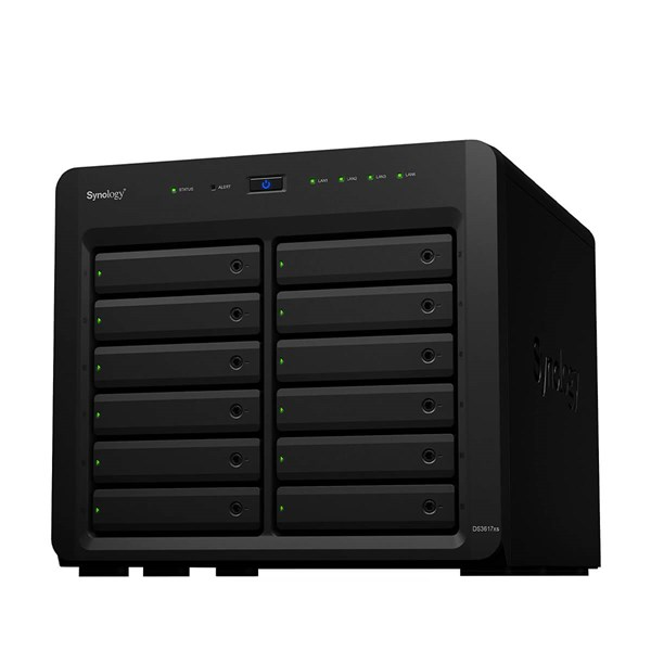 Synology DS3617xs 12 Bay Diskless NAS
