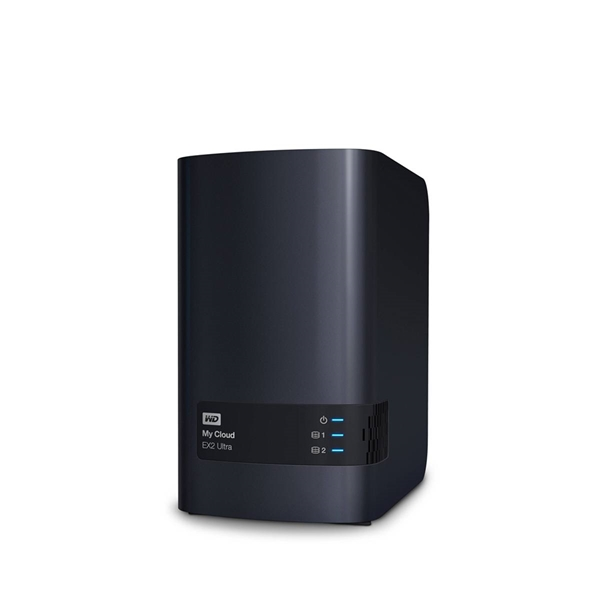 Western Digital My Cloud EX2 Ultra 4TB 2-Bay NAS Storage  1