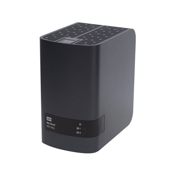 Western Digital My Cloud EX2 Ultra 4TB 2-Bay NAS Storage  2