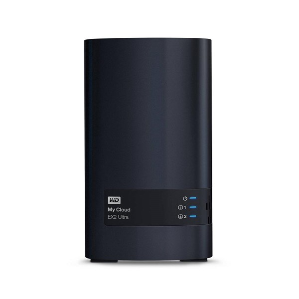 Western Digital My Cloud EX2 Ultra 4TB 2-Bay NAS Storage - pr_273096