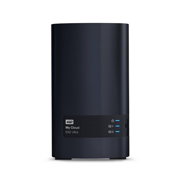 Western Digital My Cloud EX2 Ultra 4TB 2-Bay NAS Storage  3