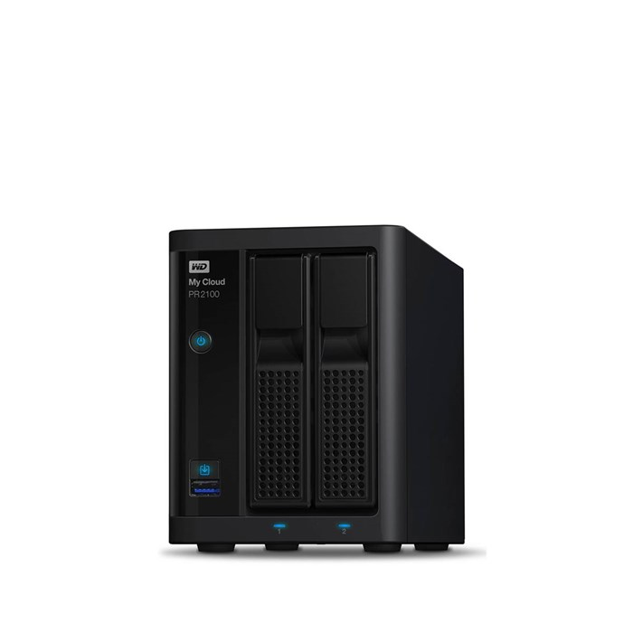 Western Digital  My Cloud Pro PR2100 8TB NAS Storage