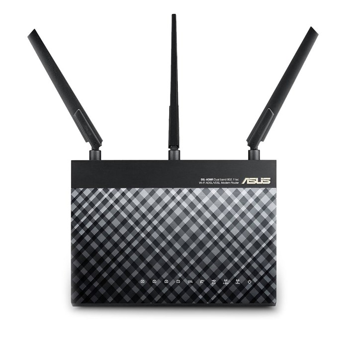 ASUS RT-AC68U Gigabit WiFi Router Dual-Band Tri-Stream AC1900