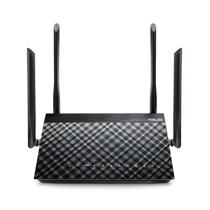 ASUS DSL-AC55U Dual Band Wireless-Modem Router