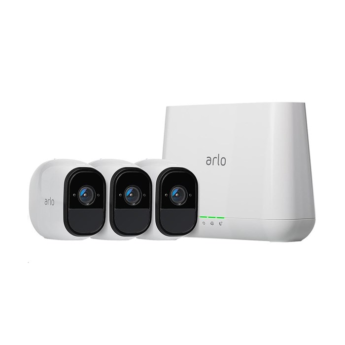 Netgear  ARLO Pro VMS4330 Home Security System with 3 Cameras