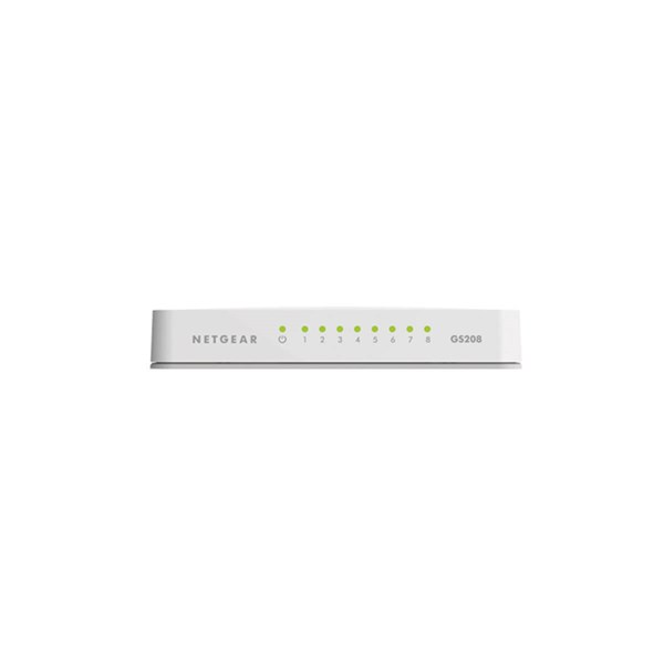 Netgear GS208 8-Port Gigabit Switch - pr_277805