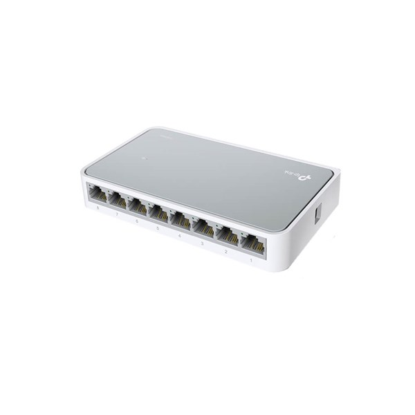 TP-Link TL-SF1008D 8 Port Switch (10/100M)