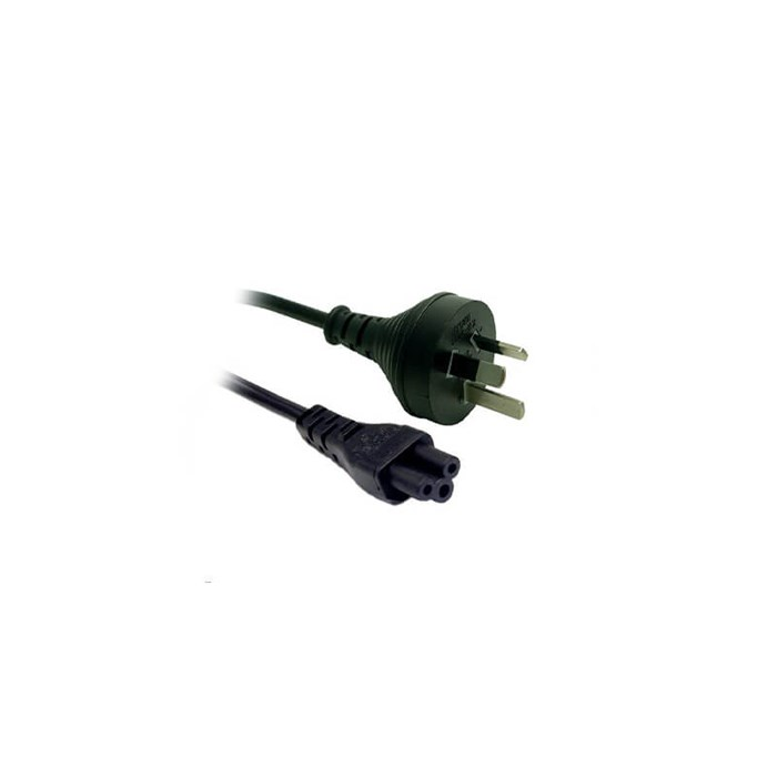 Dynamix 3-Pin Plug to Clover Power Cable - 1 Metres (C-POWERNC1)