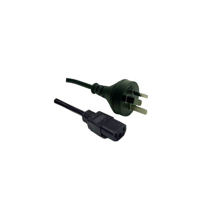 Dynamix 3-Pin Plug to Clover Power Cable - 0.5 Metres (C-POWERC0)