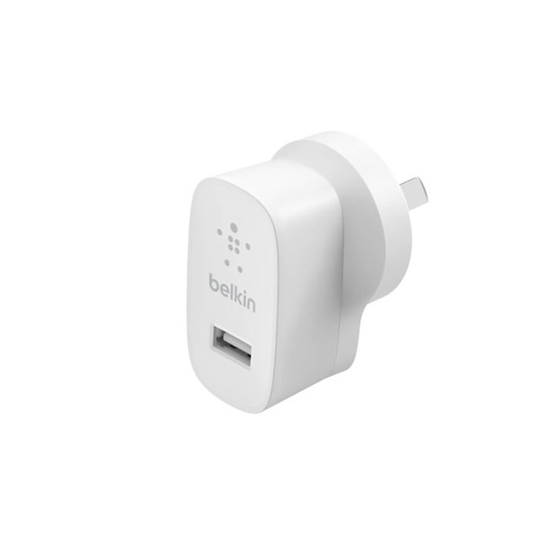 Belkin Single Port 12W USB-A Home Charger