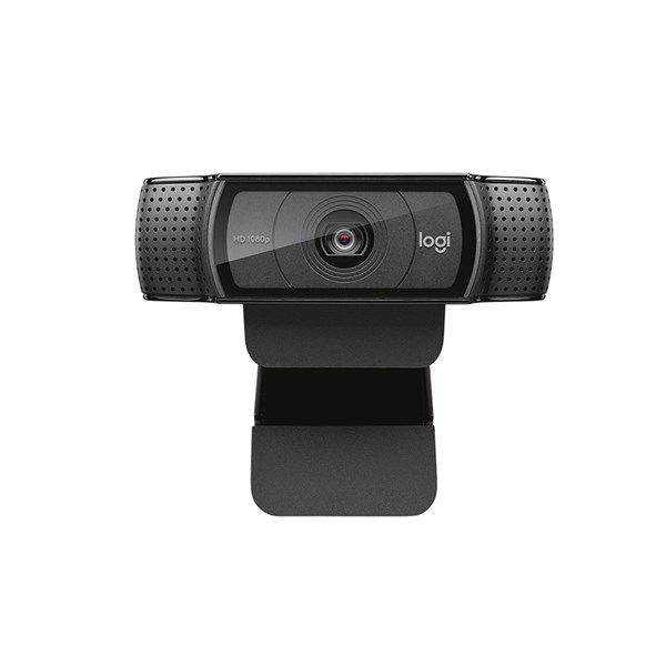 Logitech C920 HD Pro Full HD 1080p Webcam