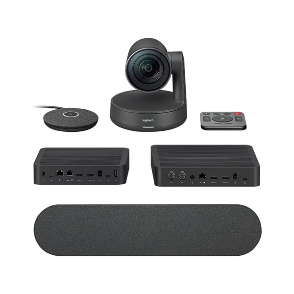 Logitech Rally Ultra-HD ConferenceCam System