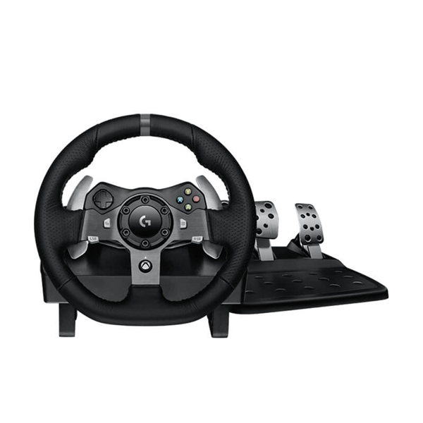 Logitech G920 Driving Force Racing Wheel (Xbox/PC)  2