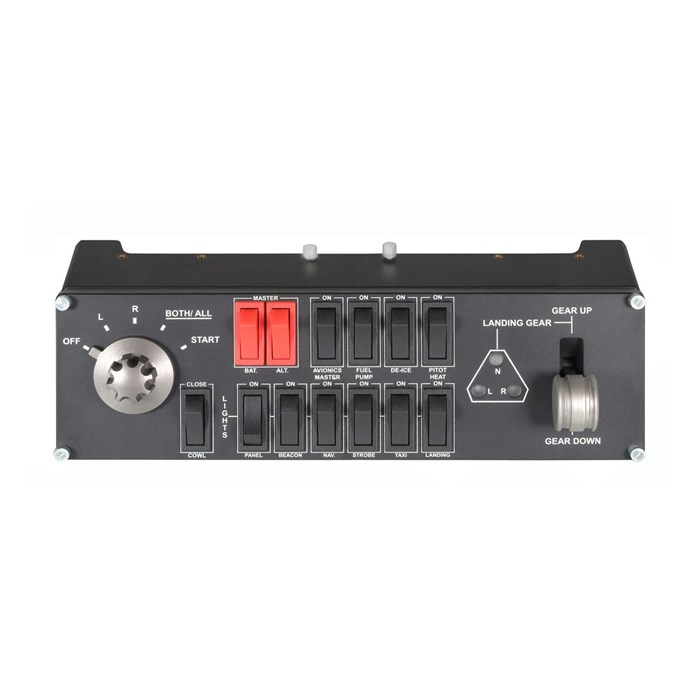 Logitech Pro Flight Switch Panel