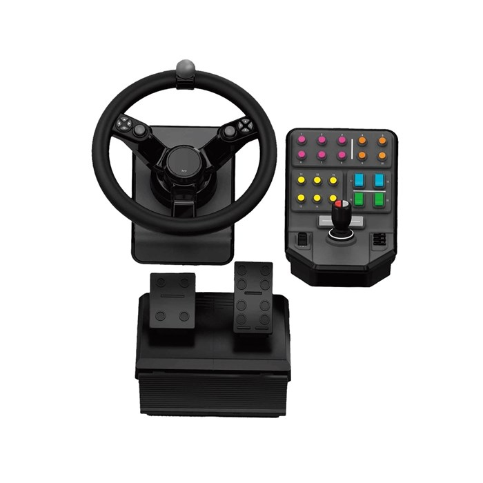Logitech  G Heavy Equipment Bundle for Farm Simulator
