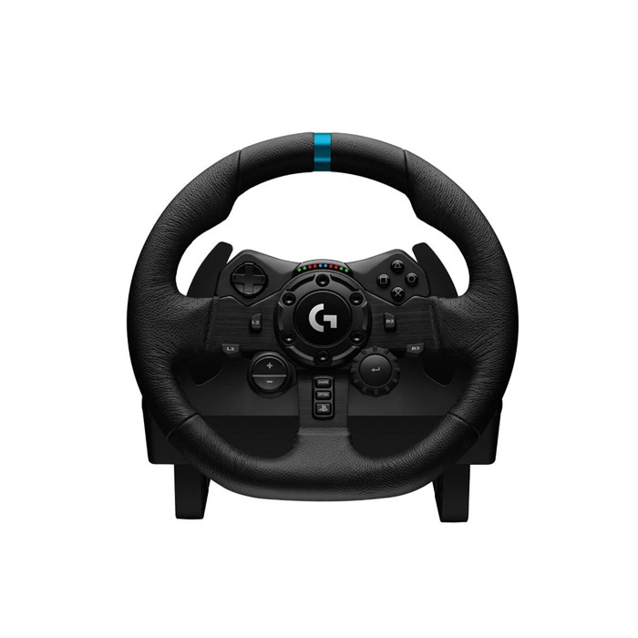 Logitech G923 TRUEFORCE Sim Racing Wheel for PS4 and PC