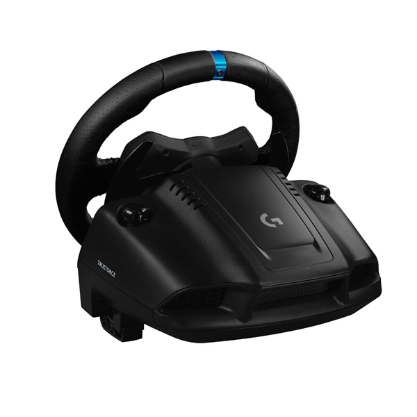 Logitech G923 TRUEFORCE Sim Racing Wheel for PS4 and PC  2