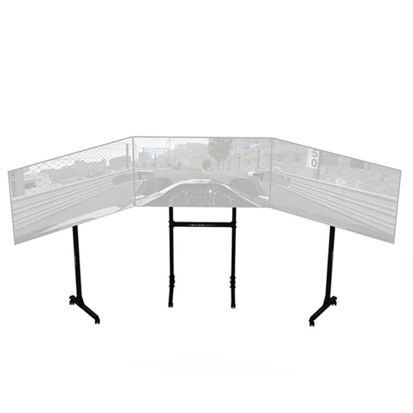Next Level Racing NLR-A010 Free Standing Triple Monitor Stand (RANLR0785899)  2