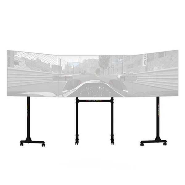 Next Level Racing NLR-A010 Free Standing Triple Monitor Stand (RANLR0785899) - pr_288883
