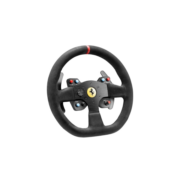 Thrustmaster Bundle - Ferrari 599xx Evo Wheel + T Racing Ferrari Alcantara Headset  4