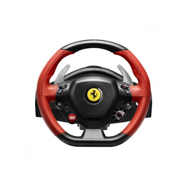 Thrustmaster Ferrari 458 Spider Official Liceneses Racing Wheel For Xbox One