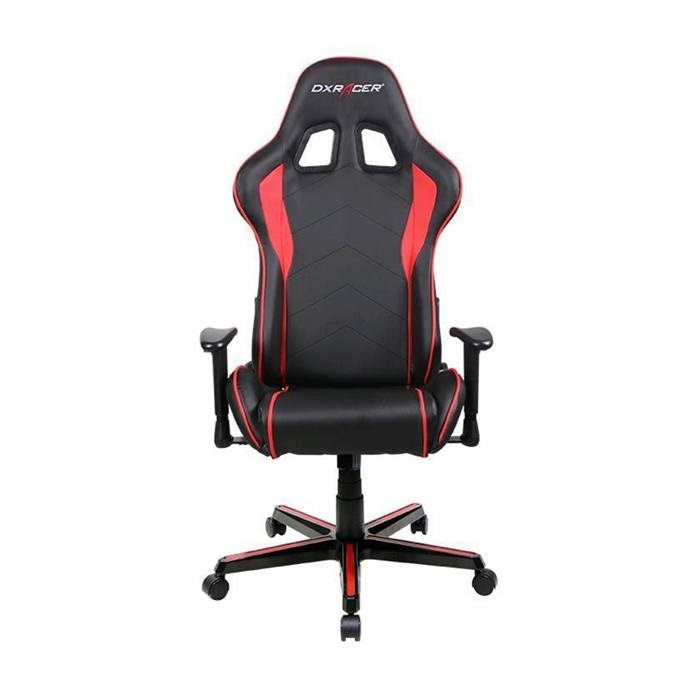 DXRacer Formula Series PU Leather Gaming Chair - Red/Black