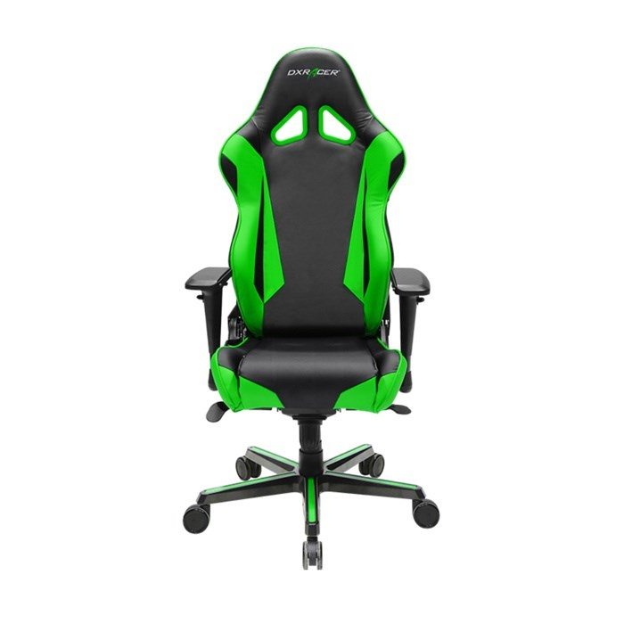 DXRacer Racing Series Gaming Chair - Green/Black