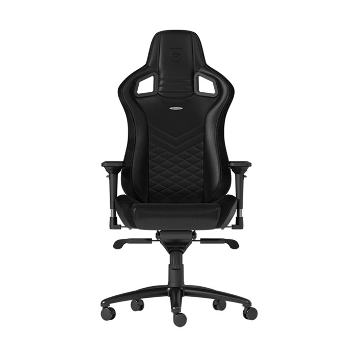 Noblechairs  EPIC Series Faux Leather Gaming Chair - Black/Black