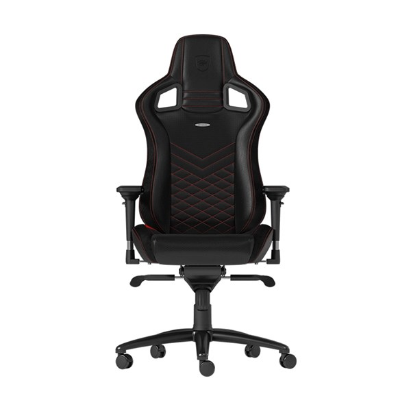 Noblechairs EPIC Series Faux Leather Gaming Chair - Black/Red - pr_267060