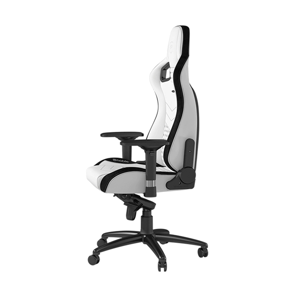 Noblechairs EPIC Series Faux Leather Gaming Chair - White  2