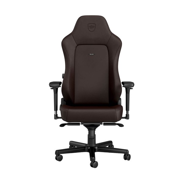 Noblechairs HERO Series Vinyl/PU Leather Gaming Chair - Java Edition
