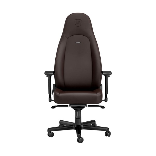 Noblechairs ICON Series Vinyl/PU Hybrid Leather Gaming Chair - Java Edition